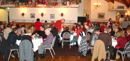 2009 12 Christmas Party