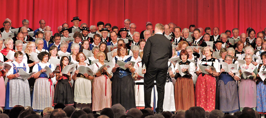 Center of Grand Concert Choir
