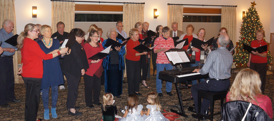 Swiss Harmonie singing some of our favorite Songs